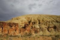Leslie Gulch, Oregon, volcanic eruptions, erosion, cliffs, ravines