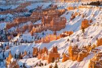Bryce, Bryce Canyon, Bryce Canyon National Park, national park, Utah, winter, snow