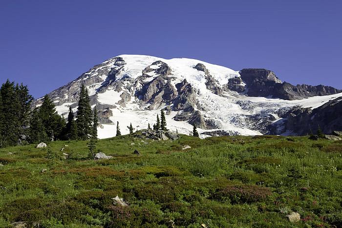 Mount Rainier National Park, Washington, paradise