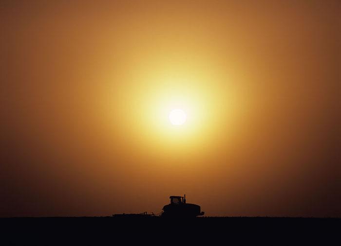 sunset, silhouette, Walla Walla, film, digital